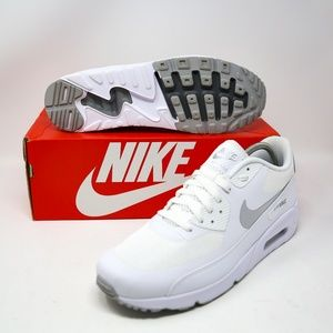 Nike Air Max 90 Ultra 2.0 Essential White Silver